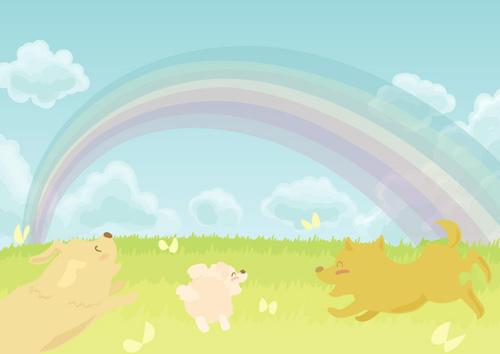 虹の橋 第1部