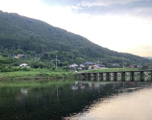 茨城県 久慈川